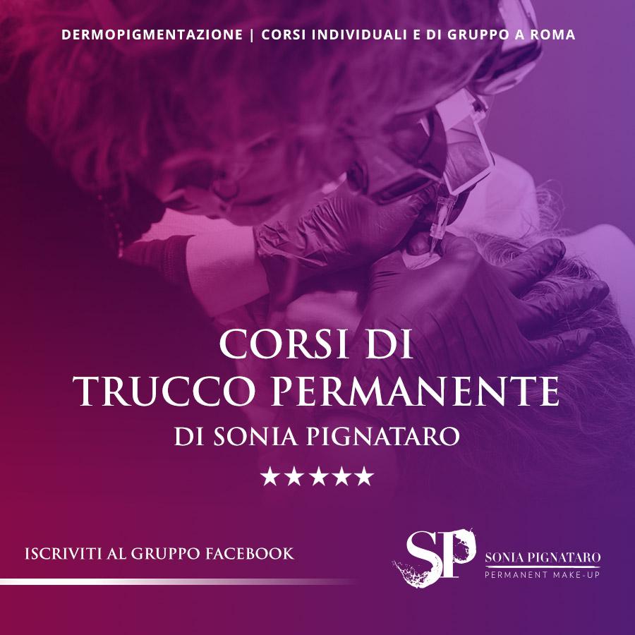 Corsi trucco permanente by Sonia Pignataro, Roma