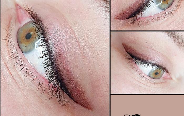 Eyeliner sfumato