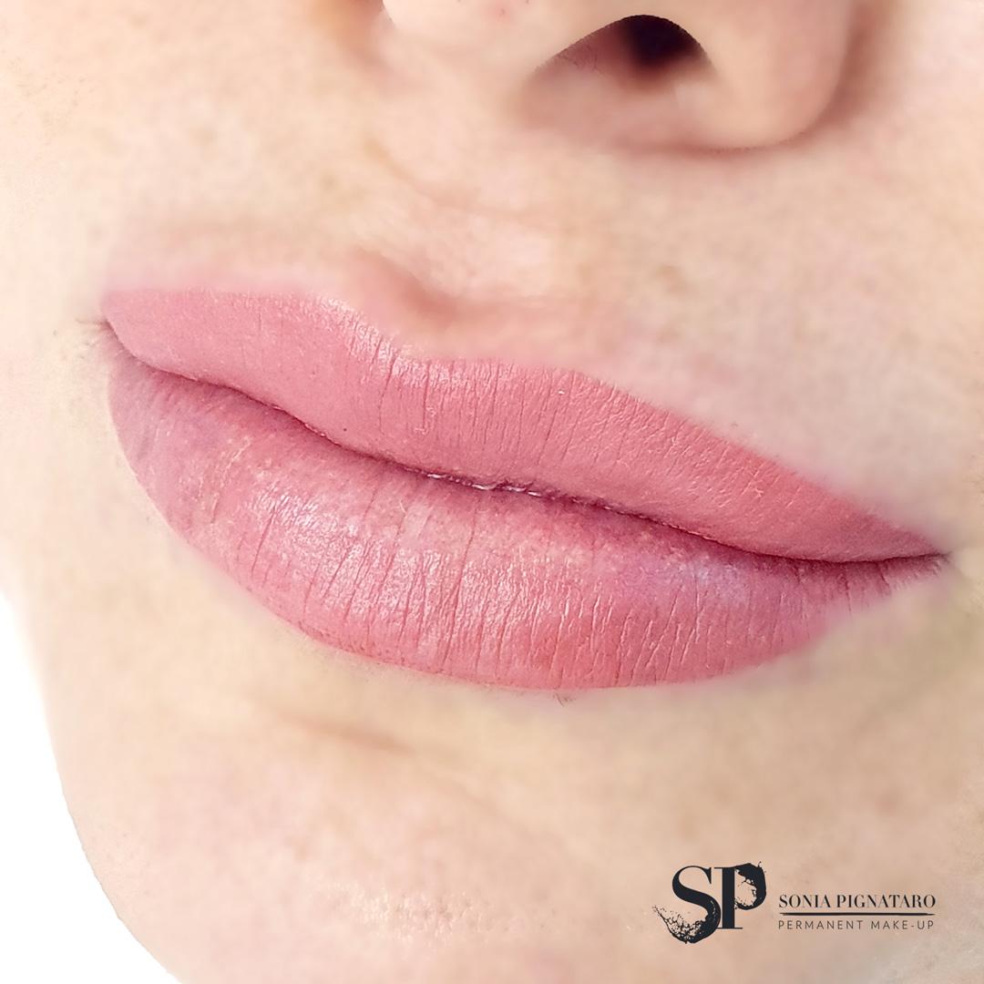 Tatuaggio labbra, come ho realizzato questo aquarelle lips